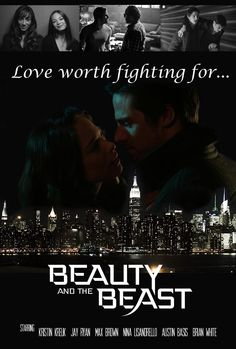 Fan art Beauty and the Beast CW ( no rights)