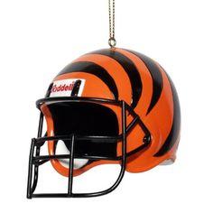Amazon.com: NFL Cincinnati Bengals 3 Inch Helmet Ornament: Sports & Outdoors