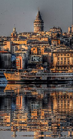 ' — Istanbul Gentleman's Essentials Scenery Pictures, Travel Pictures, All Animals Photos, Terra Santa, Places To Travel, Places To Visit, Istanbul City, Travel Wallpaper, Travel Illustration