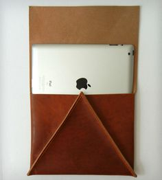 Leather iPad Case | Women's Bags & Accessories | Crow SLC | Scoutmob Shoppe | Product Detail