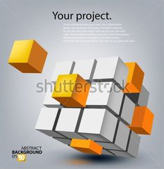 Use these amazing 3D cube templates to print and build 3D cubes of any size depending upon your needs. Many people need 3D cubes, especially for projects, art and crafts etc. Now use these amazing templates that are easy to use to print and cut out your own 3D cube.
