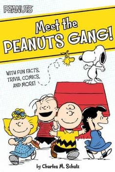 Meet the Peanuts Gang!: With Fun Facts, Trivia, Comics, and More! (Paperback) | Overstock.com Shopping - The Best Deals on Age 4-8