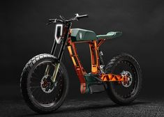 Storta Bike : Innovation with performance in one interesting package - E Mobility - Motorrad Electric Moped, Best Electric Bikes, Electric Vehicle, Motorcycle Design, Bicycle Design, Mini Bike, Eletric Bike, Custom Moped, E Mobility