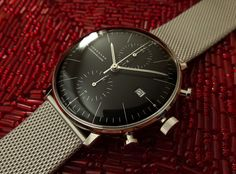Junghans MAX BILL CHRONOSCOPE favorite
