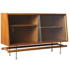 Greta Magnusson Grossman Display Cabinet for Glenn of California, 1952 1