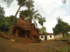 Museu José Antonio Pereira - Campo Grande - Mato Grosso do Sul - Brazil
