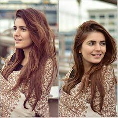 Pakistani singer & engineer Momina Mustehsan.