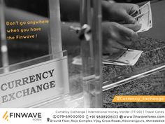 """""""Don't go anywhere when you have the Finwave ! """"#Currency_Exchange,#International money transfer(TT-DD),Travel Cards."""