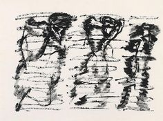 HENRI MICHAUX, Ohne Titel (Untitled)