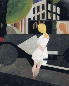 René Magritte - Modern, 1923