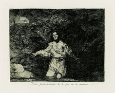 The Disasters of War - Click to see the full series of prints  created by Francisco de Goya between 1810 and 1820.