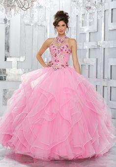 Mori Lee Vizcaya Quinceanera Dress Style 89149