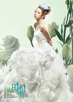 CheSooAh New Wedding Dress 2013