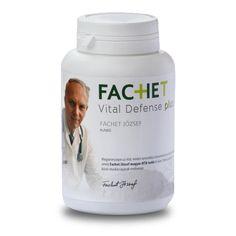 Fachet Vital Defense Plus - Dr. Coconut Oil, Medical, Medicine, Med School, Active Ingredient