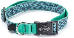 Chaco Dog Collar, Fitz is going to get the Azteca one day soon!