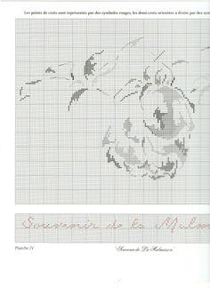 Gallery.ru / Фото #3 - MTSA - Roses au point de croix - tymannost