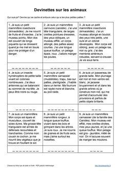 Chasse au trésor gratuite à télécharger PDF Speech Language Pathology, Speech And Language, Alternative Education, French Expressions, Becoming A Teacher, Forest School, Teaching French, Wedding Games, Brain Teasers