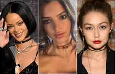 Choker Necklace is Back from Nineties and Our Favorite Stars are Wearing Them