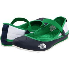 North Face Mary Jane/Ballet Flat convertibles... $60