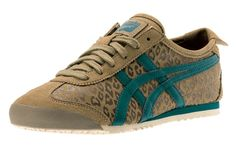 6551ab79355 Onitsuka tiger animalier pack AW LAB exclusive edition   mexico 66 Leopard  pale brown