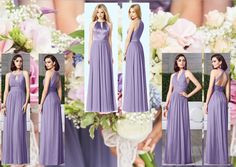 Lavender and Pink Wedding Theme