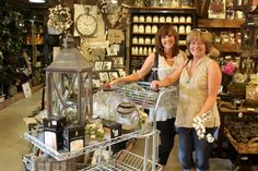 Loved our gift boutique at The Barn Nursery, Chattanooga, TN.  061413