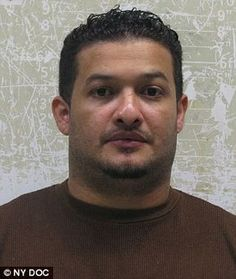 Virgilio Ocampo, who has been jailed for 25 years to life after raping his girlfriend's daughter, aged six