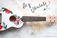 Gift Idea: Make Your Own DIY Ukulele   Wonder Forest: Design Your Life.