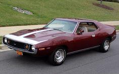 This 1973 AMC Javelin