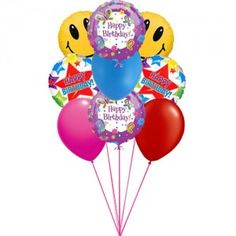 Speciality Balloons Delivery at a very reasonable price only from giftblooms.com