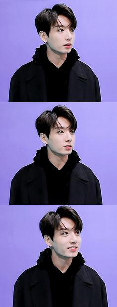 oh my god they all made the black hair comeback!  I'm officially dead #JUNGKOOK #FACEYOURSELF