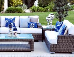 I pinned this from the Ready, Set, Spring - Patio, Garden & Outdoor Furniture event at Joss and Main!