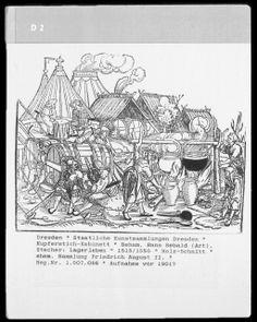 Landsknecht Encampment, circa 1520-1550
