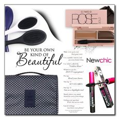 """Newchic *22"" by fashion-pol on Polyvore featuring beauty and WALL"