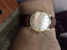 Vintage 18k Gold Audemars Piguet Ultra-thin Men's Wristwatch by alexsjewelrynyc on Etsy