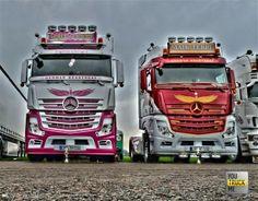 Mercedes Benz Commercial, Mercedes Benz Trucks, North America, Vehicles, Mp5, Heartbeat, Muscles, Pride, German