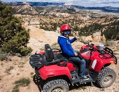 ATV Trails in Southern Utah connect to your RidePower phone charger cable