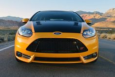 Shelby Ford Focus ST 2013. by AutoMotoPortal.HR, via Flickr