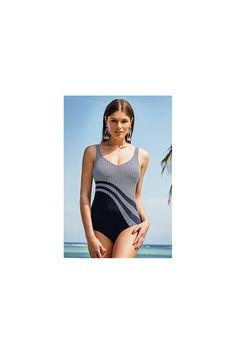 Κομψό ΟΛΟΣΩΜΟ μαγιό χωρίς μπανέλες με μαλακές, βαθιές θήκες - Aldipa.gr Bikinis, Swimwear, One Piece, Fashion, Bathing Suits, Moda, Swimsuits, Fashion Styles, Bikini