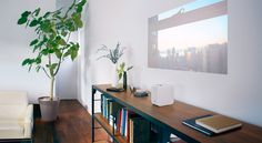 Sony is bringing its Life Space UX range of well-heeled audio and projector products to the US this May. The company has partnered with the MoMA store to sell i...