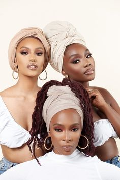 Curly Hair Care, Curly Hair Styles, Natural Hair Styles, African Print Clothing, African Print Dresses, African Clothes, Turbans, African Beauty, African Women