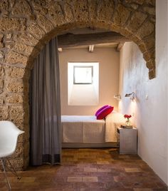 Bedroom Suite in Civita, Italy