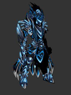 uma armor muito bela não ?