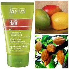 Odżywka mleczko mango Lavera http://beeeco.pl/pl/p/Lavera-Odzywka-mleczko-mango-do-wlosow-farbowanych-150-ml/152