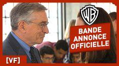 Le Nouveau Stagiaire - Bande Annonce Officielle (VF) - Robert De Niro / ...