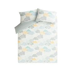 George Home Rain Clouds Duvet Set | Home & Garden | George at ASDA