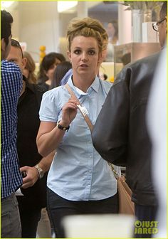 Actress Britney Spears ...Appetizing Charm...