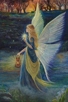 'Fairy at Twilight' by Joyce Gibson