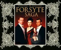 Forsyte saga....just started watching this on Netflix.  Pretty good