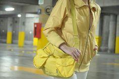 [ Lizzie Lo ] : [g]oldie but a goodie [Miu Miu RASOIR SMU530 sunglasses  +  CHANEL rouge allure gloss in affiolante +  Neil Barret x puma jacket  +  CHANEL charm  +  Marc Jacobs bag  +  CHANEL pulsion vernis  +  Céline gold pumps]